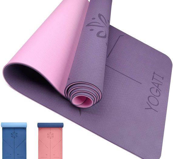Top 5 des meilleurs tapis de yoga