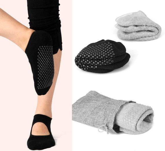 Top 5 des meilleures chaussettes pour la pratique du yoga