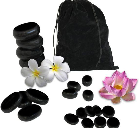 Top 5 des meilleurs kits de massage aux pierres chaudes