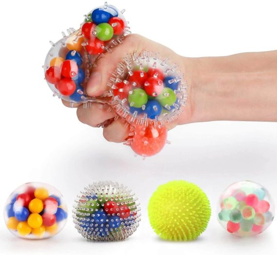 Top 5 des meilleures balles anti-stress