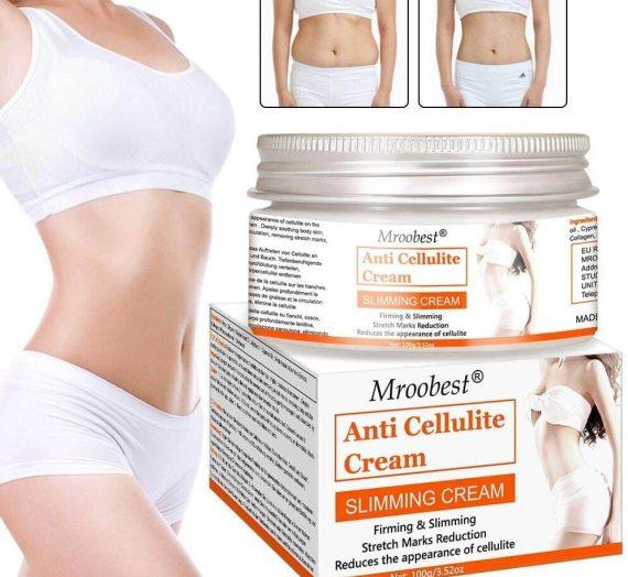 Les meilleures crèmes anti-cellulite