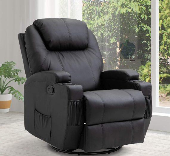 Top 5 des meilleurs fauteuils de massage électriques