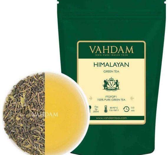 Les meilleurs thés verts bio